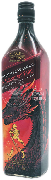 Johnnie Walker A Song of Fire Blended Scotch Whisky 750ml