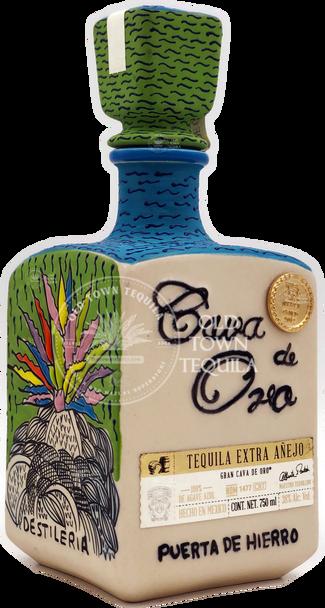 Cava de Oro 2019 Ceramic Edition Extra Anejo Tequila 750ml