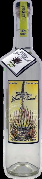 Yuu Baal Jabali Joven Mezcal 750ml
