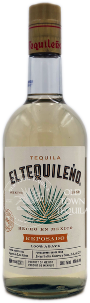 El Tequileno Reposado Tequila 750ml