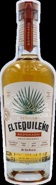 El Tequileno Reposado Gran Reserva Tequila 750ml