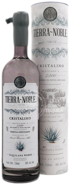 Tierra-Noble Cristalino Reposado Tequila