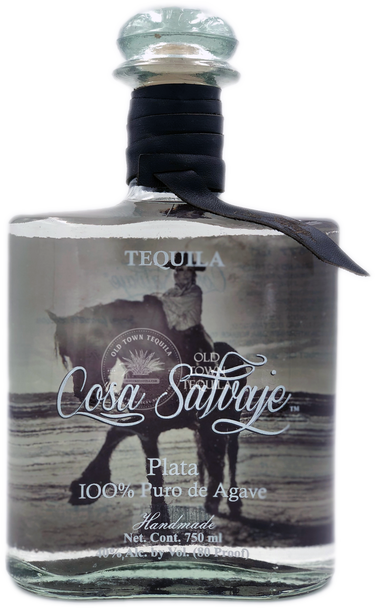 Cosa Salvaje Tanya Tucker Limited Edition Plata Tequila