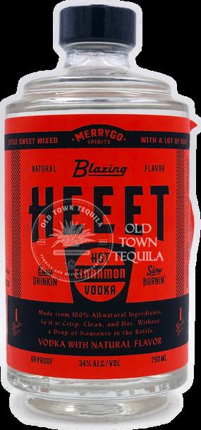 MerryGo Spirits Heeet Cinnamon Vodka 750ml