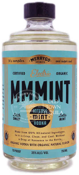 MerryGo Spirits MMMint Vodka 750ml