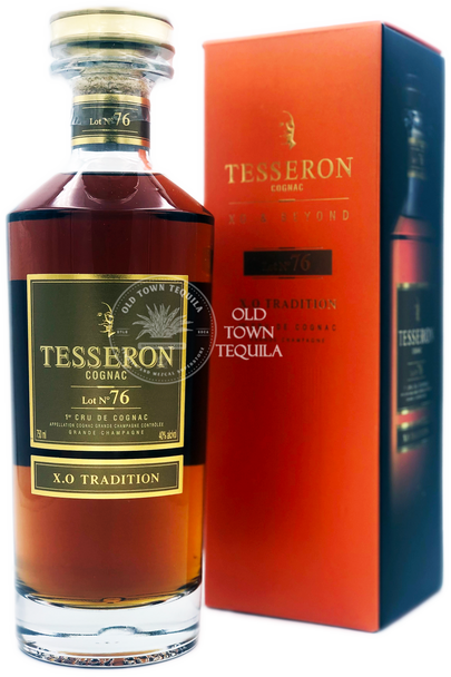 Tesseron Lot 76 XO Tradition Cognac 750ml