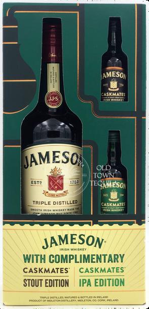 Jameson Irish Whiskey Caskmates Gift Set