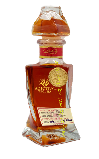 Adictivo Extra Anejo Tequila 375ML