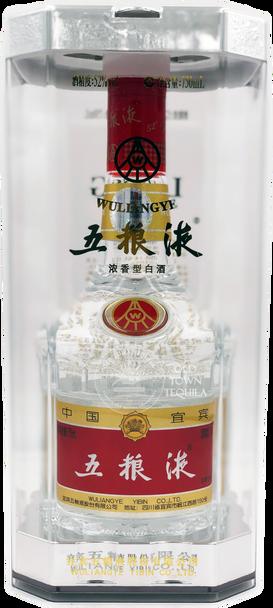 Wu Liang Ye Crystal Baijiu 750ml