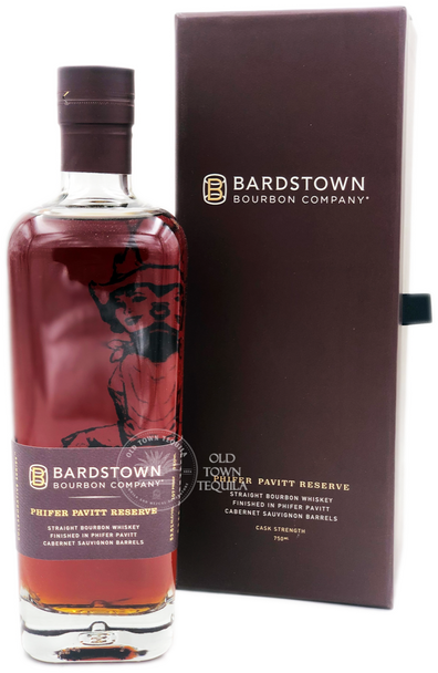 Bardstown Bourbon Phifer Pavitt Reserve Bourbon