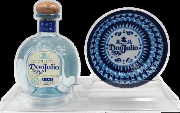 Don Julio Blanco Tequila + Guacamole Bowl Gift Set
