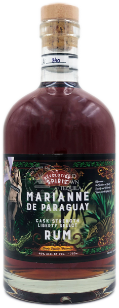 Marianne De Paraguay Cask Strength Liberty Select Rum