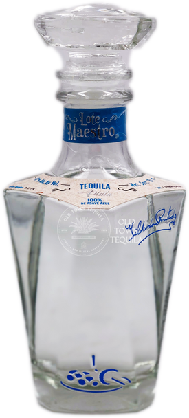 Lote Maestro Plata Tequila 750ml