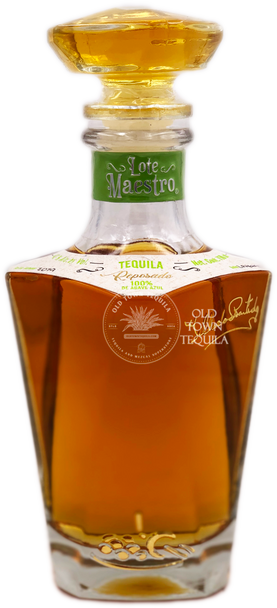 Lote Maestro Reposado Tequila 750ml