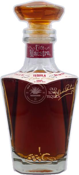 Lote Maestro Extra Anejo Tequila 750ml