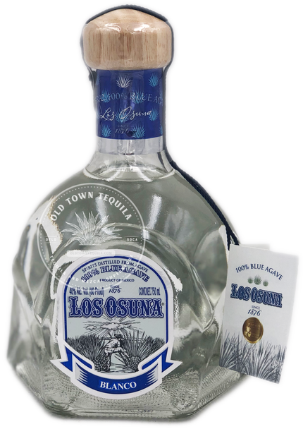 Los Osuna Blanco Blue Agave Spirits