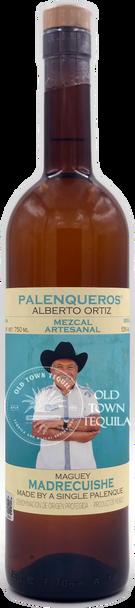 Palenqueros Alberto Ortiz Madrecuishe Mezcal 750ml