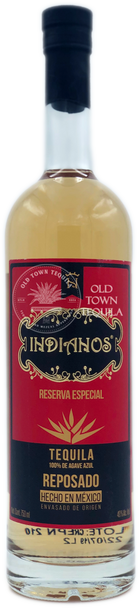 Indianos Reposado Tequila 750ml