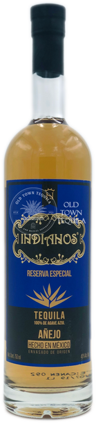 Indianos Anejo Tequila 750ml