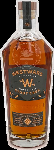 Westward Stout Cask Finish American Single Malt Whiskey 750ml
