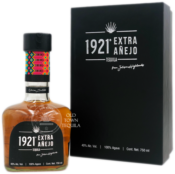 1921 Extra Anejo Tequila