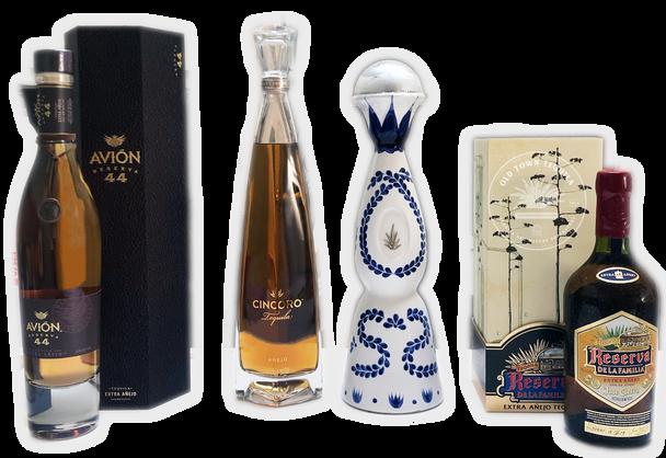 The Grande Bottle Tequila Combo