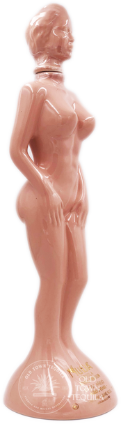 Nuda Royal Premium Extra Anejo Tequila Pink Edition