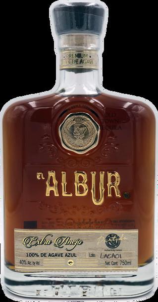 El Albur Extra Anejo Tequila 750ml