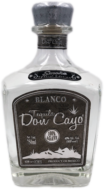Don Cayo Smoke Special Edition Blanco Tequila