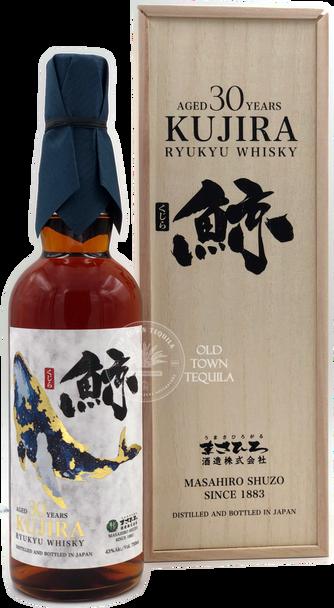 Kujira 30 Years Ryukyu Whisky