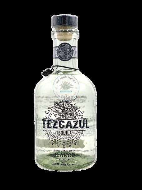 Tezcazul Blanco Tequila