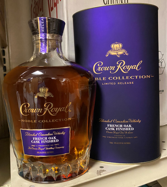 Crown Royal French Oak Cask Finished Whisky