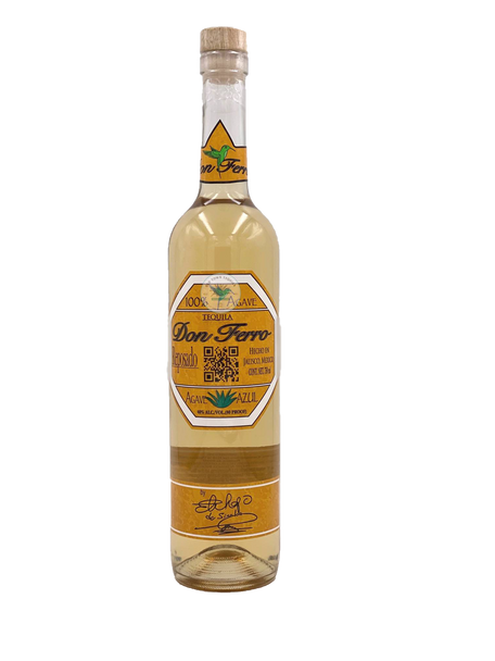 Don Ferro Reposado Tequila