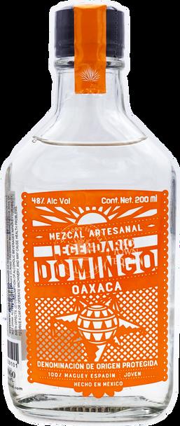 Legendario Domingo Oaxaca Mezcal Artesanal 200ml