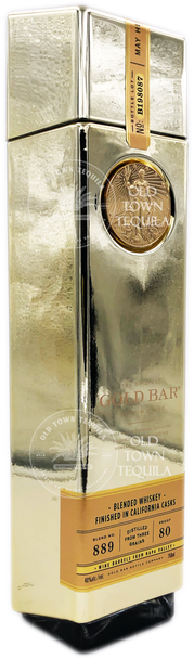 Gold Bar Blended Whiskey 750ml