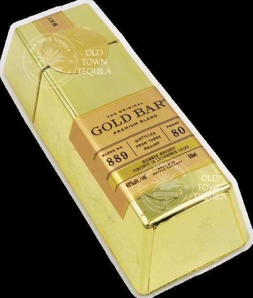 Gold Bar Blended Whiskey 50ml
