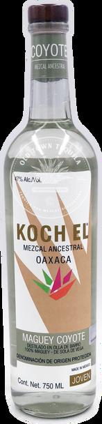 Koch Maguey Coyote Mezcal Ancestral 750ml