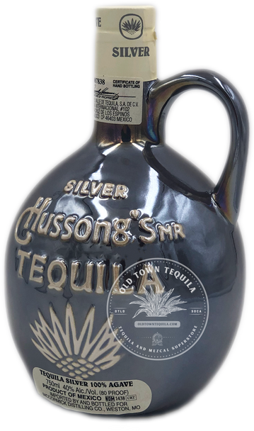 Hussong's MR Silver Tequila 750ml