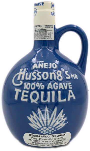 Hussong's MR Anejo Tequila