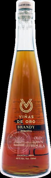 Vinas de Oro Aged Quebranta Brandy 750ml