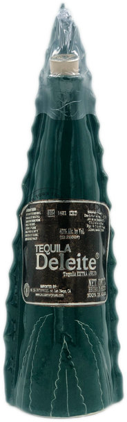 Deleite Agave Leaf Edition Extra Anejo Tequila 1 Liter