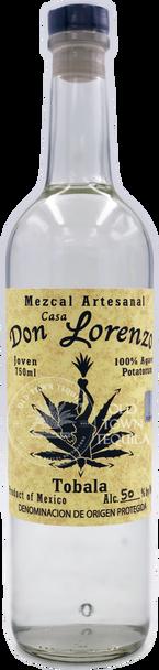 Don Lorenzo Tobala Mezcal Artesanal