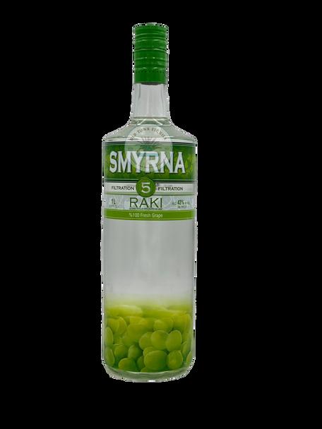 Smyrna Fresh Grape Raki 1 Liter