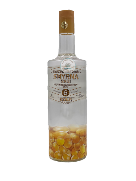 Smyrna Gold Raki 1 Liter