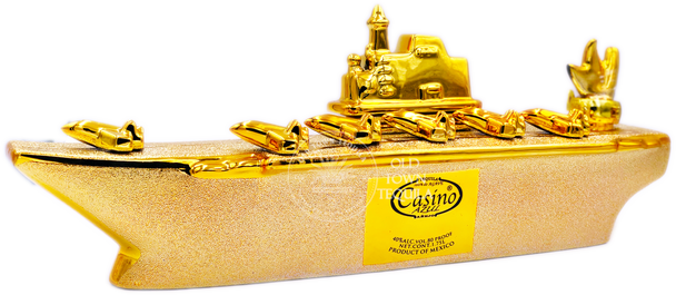 Casino Azul Anejo Tequila Aircraft Carrier Edition 1.75l