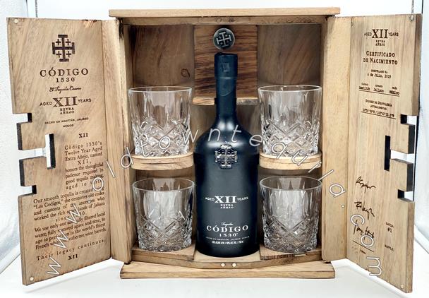 Codigo 1530 XII Years Aged Extra Anejo Tequila