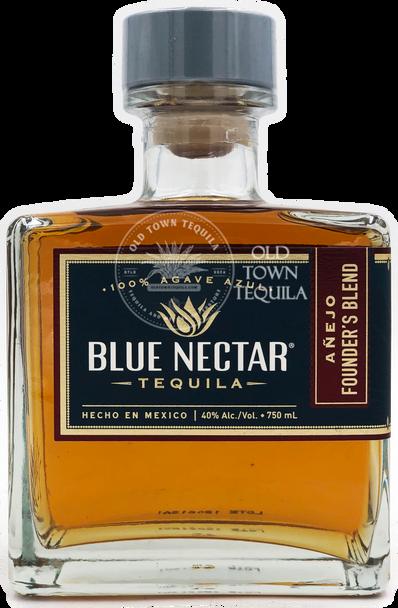 Blue Nectar Anejo Tequila Founder's Blend 750ml