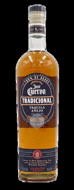 Jose Cuervo Tradicional Anejo Tequila 750ml