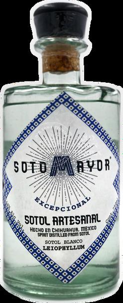 SotoMayor Leiophyllum Sotol Blanco 750ml