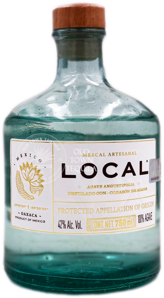 Local Mezcal Artesanal 750ml